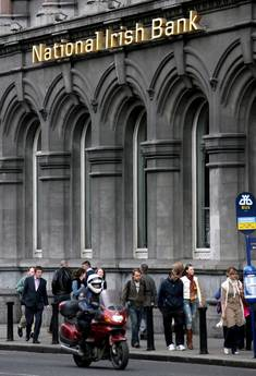 Irlanda spinge mercati, convince il piano di aiuti Ue (Ansa)