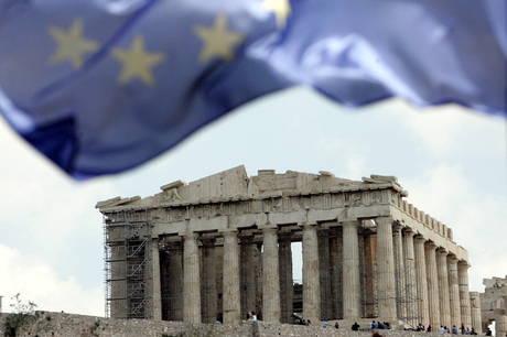 L'Acropoli di Atene (Ansa)