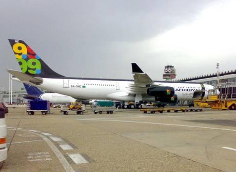 Aeroporto di Tripoli (Ansa)