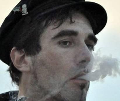 Vittorio Arrigoni (Ansa)