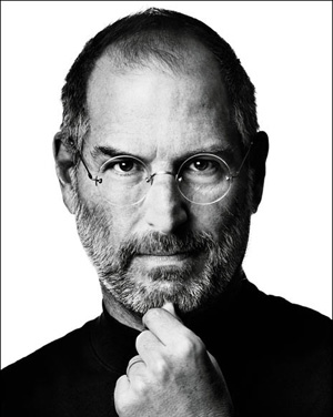 Steve Jobs, Chairman and CEO Apple inc.