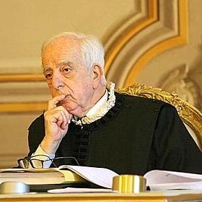 Il presidente della Corte Costituzionale Francesco Amirante (Emblema)