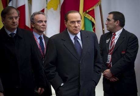 Berlusconi (Ansa)