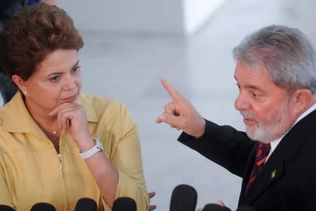 Lula da Silva e Dilma Rousseff (Ansa)