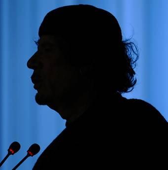 Gheddafi (Ansa)