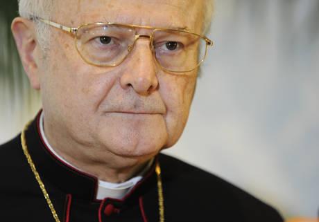 Mons. Robert Zollitsch (Ansa)