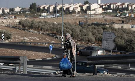 Insediamenti a nord di Gerusalemme (Ansa)