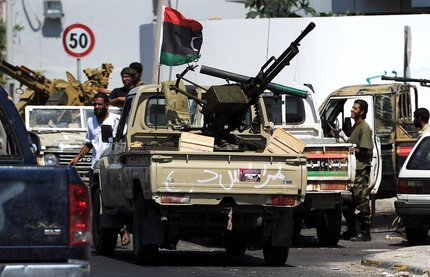 Libia: ribelli, circondato Gheddafi (Ansa)
